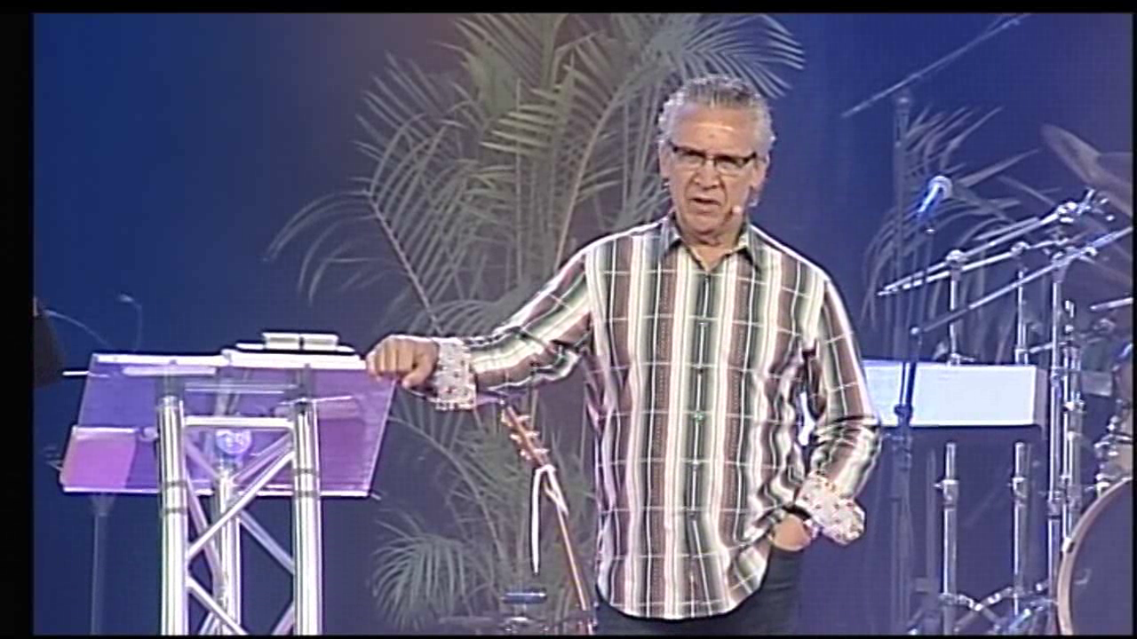 Bill JOHNSON - Alès 2014 - Thy Kingdom come !