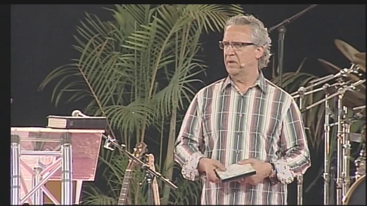 Bill JOHNSON - Alès 2014 - Power of the Testimony