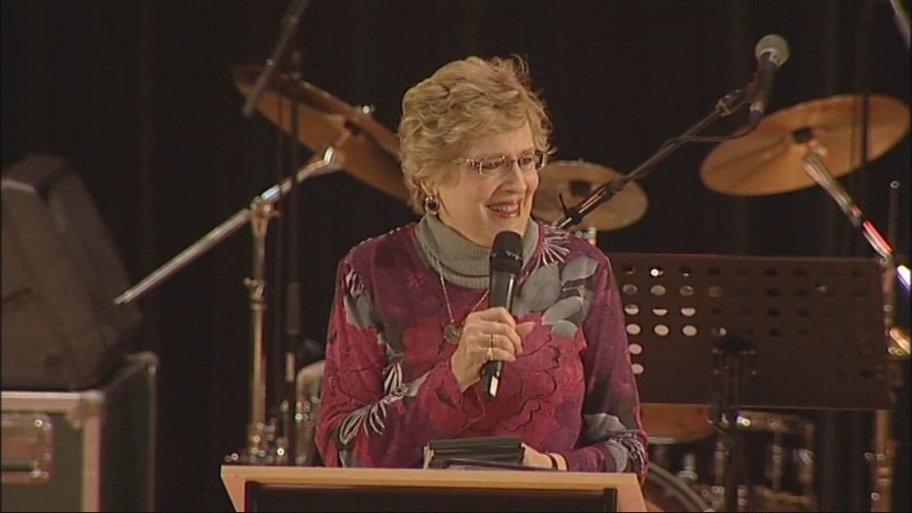 Linda VALEN - How much have you hunger for God ?